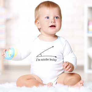 Acute Baby Organic Onesie by Toddler Inc