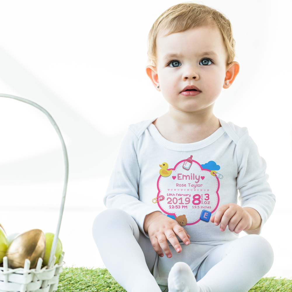 Adorable Organic Onesie by Toddler Inc