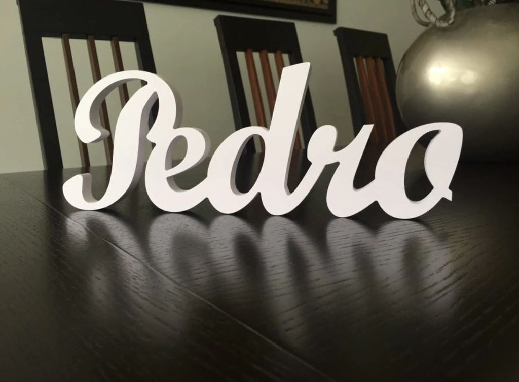 Beautiful Personalized Wooden Sign