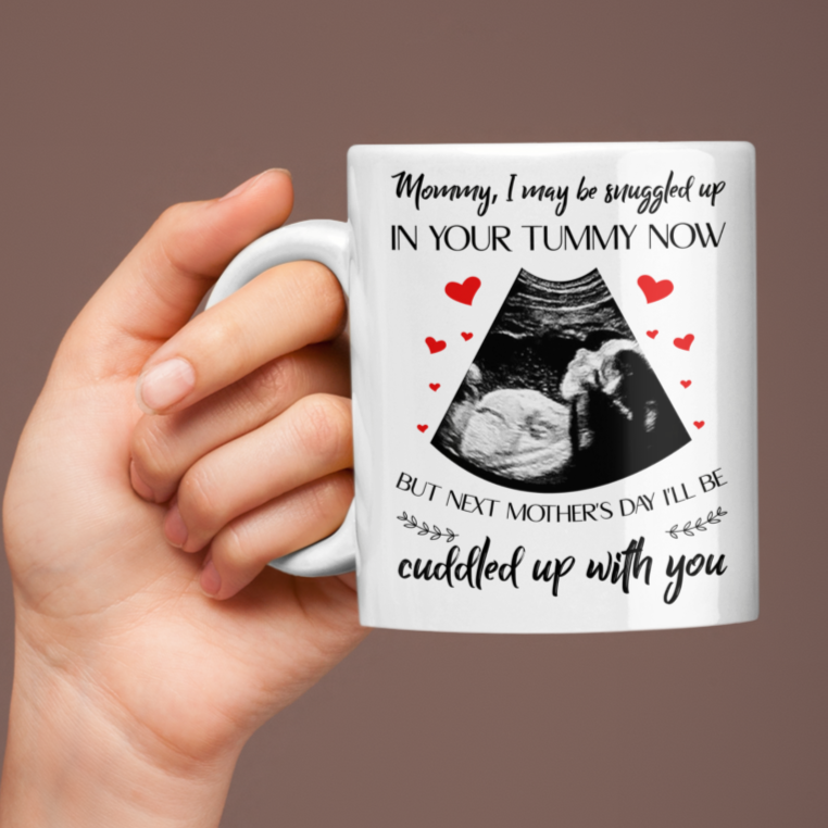 Mother's Day Personalized Ultrasound Mug