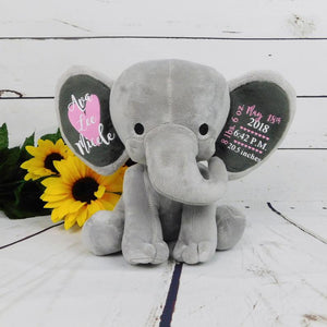 Customized Baby Girl Elephant