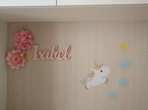 Image of Beautiful Personalized Wooden Sign