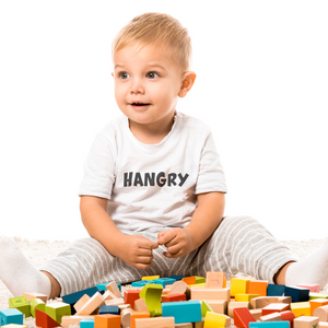 Hangry Baby Tee by Toddler Inc