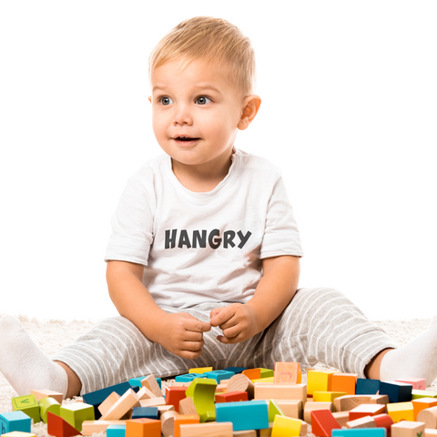 Image of Hangry Baby Tee by Toddler Inc