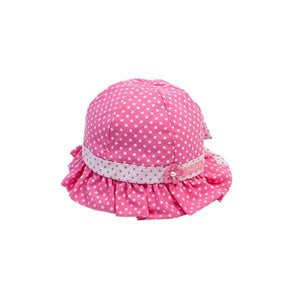 Lovely Polka Dot Bucket Hat