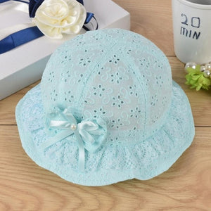 Adorable Flower Bucket Hat