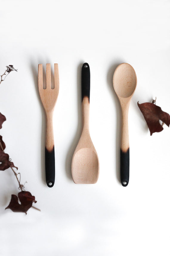 Wooden Cookware Set