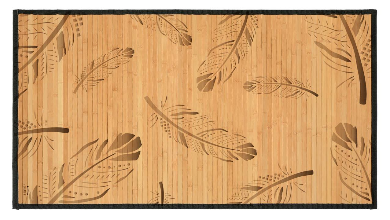 Feathers Light Bamboo mat