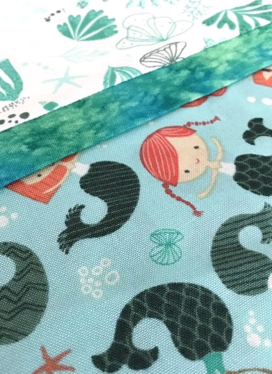 Dreamy Mermaid Pillow Case Standard Single for Bedtime Adventures