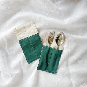 Open image in slideshow, Cutlery Pocket
