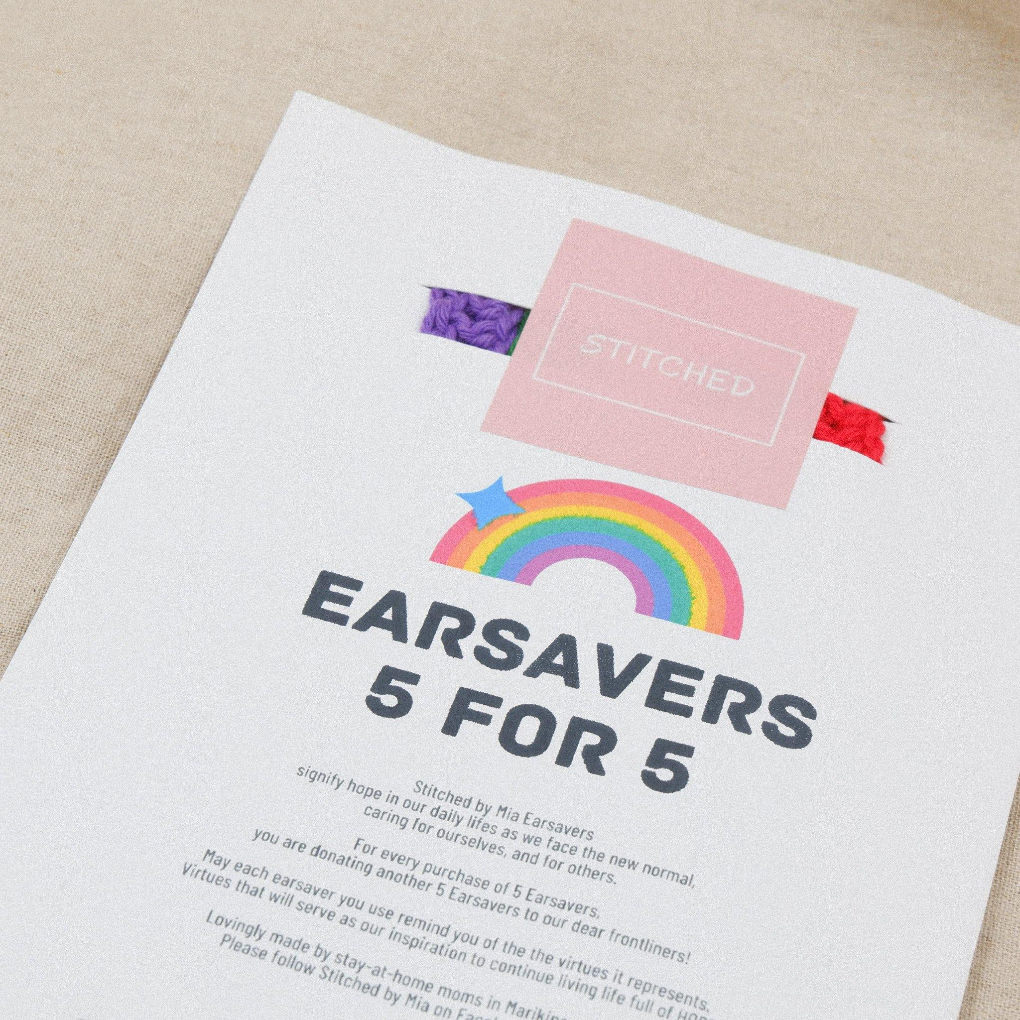 Earsavers 5 for 5