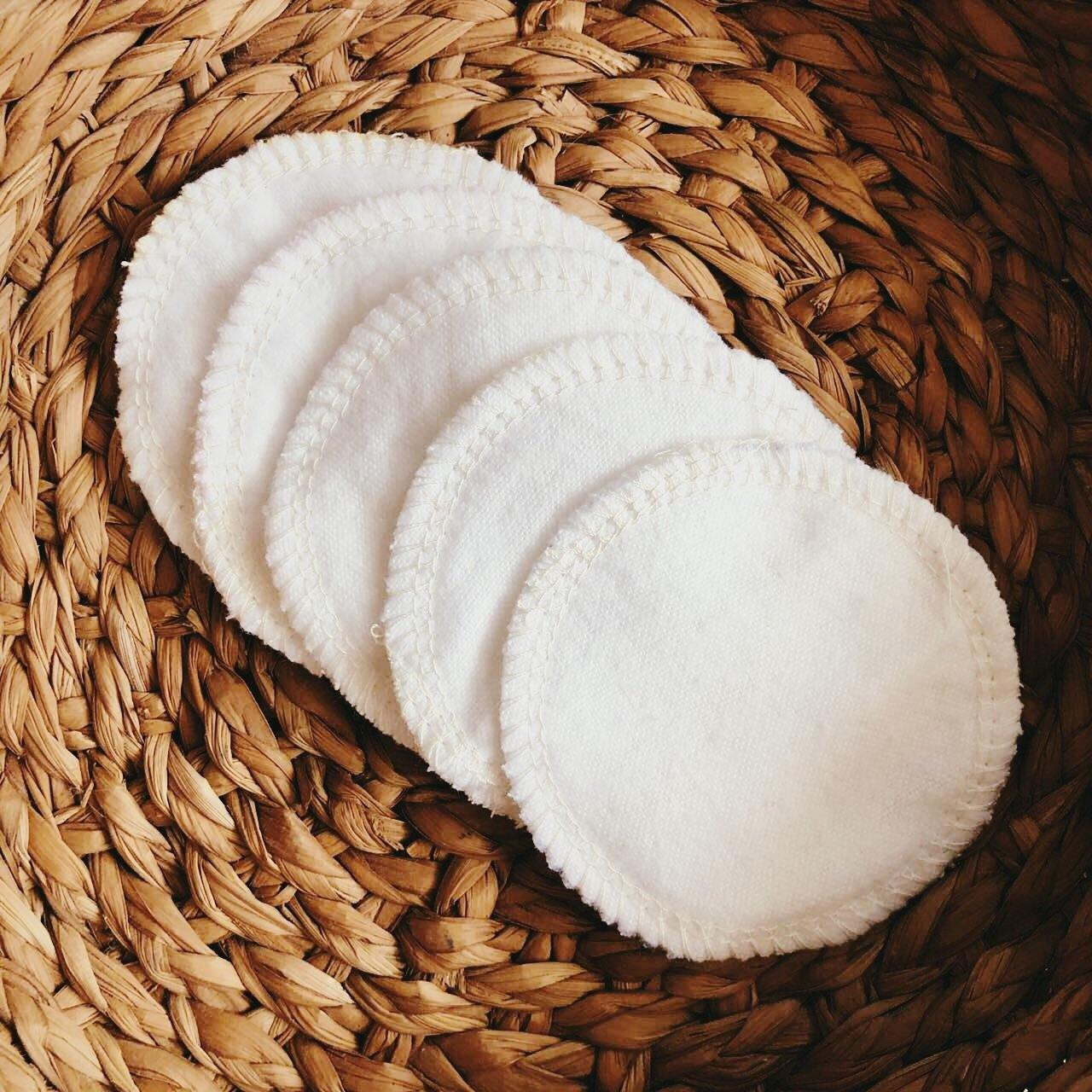 Cotton Rounds (Set of 5)