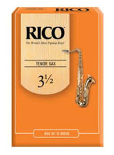 Load image into Gallery viewer, Rico Tenor Sax 3.5 Reeds - SINGLE REED