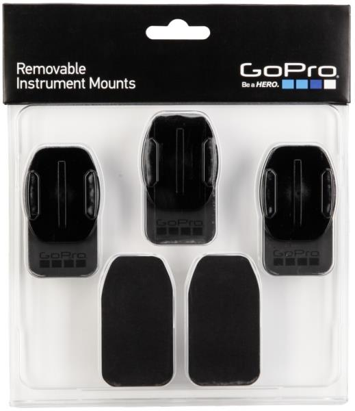 GoPro AMRAD Removable Instrument Adhesive Mounts