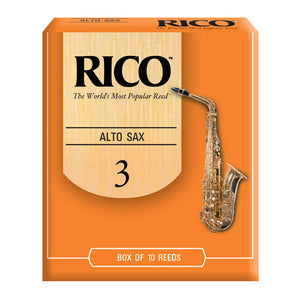 Rico Alto Sax #3 Single Reed