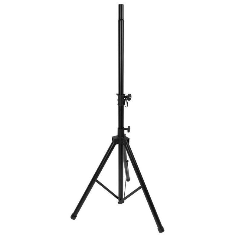 On Stage SS7761B Aluminum Speaker Stand - Each