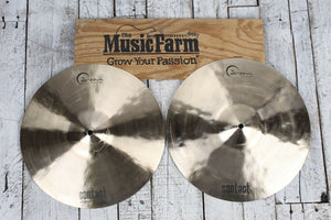 Dream Contact Series 15 Inch Hi Hat Drum Cymbals Medium to Medium Thin C-HH15