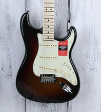 Load image into Gallery viewer, Fender® American Professional Stratocaster Electric Guitar Sunburst Strat w Case