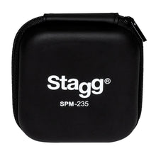Load image into Gallery viewer, Stagg SPM-235 High Resolution Sound Isolating In Ear Monitors Headphones w Case