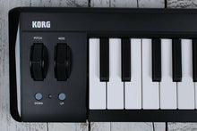 Load image into Gallery viewer, Korg microKEY2 49 Mini Key Controller 49 Key USB Keyboard Controller w Mod Wheel