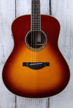 Load image into Gallery viewer, Yamaha TransAcoustic Dreadnought Acoustic Electric Guitar LL-TA BS with Hard Bag