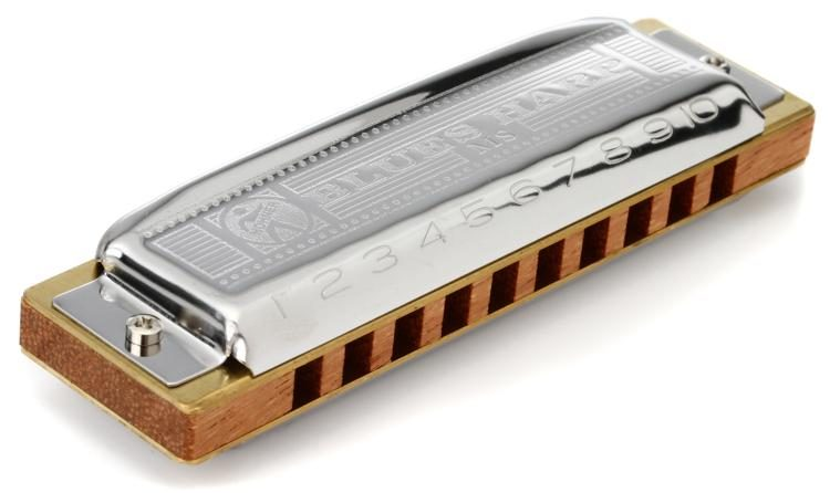 Hohner Blues Harp Key of E Harmonica