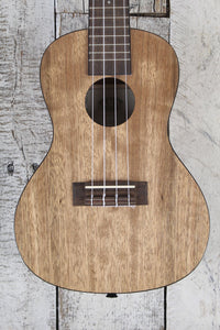 Kala Pacific Walnut Concert Ukulele All Pacific Walnut Body Satin Natural KA-PWC