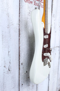 Fender® Squier Classic Vibe '70s Stratocaster Electric Guitar Olympic White