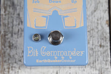 Load image into Gallery viewer, EarthQuaker Limited Edition Bit Commander Electric Guitar Octave Effects Pedal