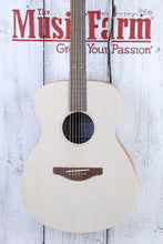 Load image into Gallery viewer, Yamaha Storia I Concert Body Acoustic Electric Guitar Off White Semi Gloss