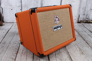 Orange Crush Acoustic 30 Acoustic Guitar Amplifier 2 Channel 30W 1x8 Amp Orange
