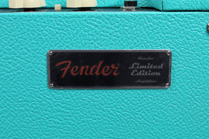 Fender® LTD Blues Junior IV LA Vice Electric Guitar Amplifier with Footswitch