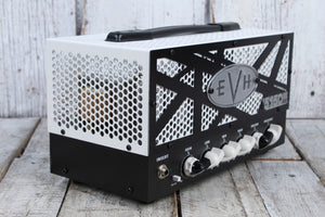 EVH 5150 III LBXII Electric Guitar Amplifier Head 15 Watt Amp with Footswitch