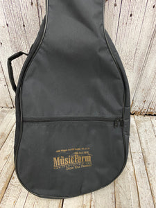 Henry Heller Electric Guitar Gig Bag Black with The Music Farm Logo