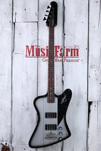 Load image into Gallery viewer, Epiphone Thunderbird IV 4 String Electric Bass Guitar Silverburst Finish