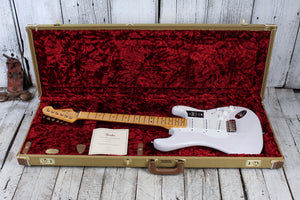 Fender® American Original '50s Stratocaster Electric Guitar with Case and COA