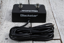 Load image into Gallery viewer, Blackstar FS-16 Footswitch for HTMKII Range Guitar Amps 2 Button Foot Controller