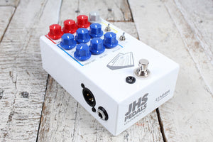 JHS Pedals Colour Box V2 Multi Instrument Preamp and Overdrive Effects Pedal