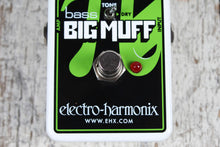 Load image into Gallery viewer, NBBMUFF Electro Harmonix Nano Bass Big Muff Electric Bass Effects Pedal