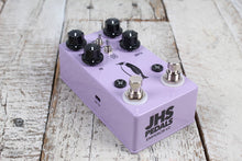 Load image into Gallery viewer, JHS Emperor V2 Chorus and Vibrato Electric Guitar Effects Pedal with Tap Tempo