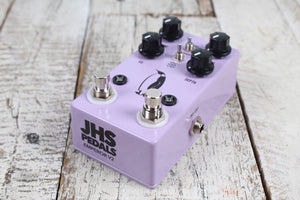 JHS Emperor V2 Chorus and Vibrato Electric Guitar Effects Pedal with Tap Tempo