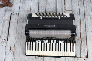 Colombo Grande Vox 41 Key Piano Electric Accordion with Hardshell Case