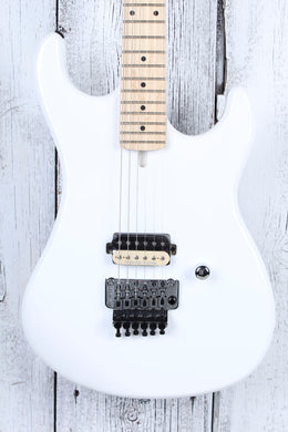 Kramer The 84 Solid Body Electric Guitar Seymour Duncan JB Alpine White Finish