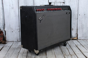 Fender Pro 185 Electric Guitar Amplifier 150 Watt 2 x 12 Combo Amp Made in USA