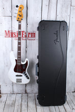 Load image into Gallery viewer, Fender® American Ultra Jazz Bass 4 String Electric Bass Guitar with Case and COA