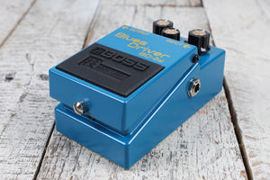Boss BD-2W Blues Driver Waza Craft Effects Pedal Electric Guitar Effects Pedal