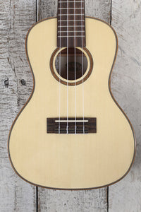 Kala Solid Spruce Spalt Maple Concert Ukulele Natural Gloss Finish Uke KA-FMCG