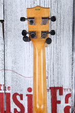 Load image into Gallery viewer, Kala Solid Spruce Spalt Maple Concert Ukulele Natural Gloss Finish Uke KA-FMCG