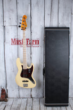 Load image into Gallery viewer, Fender® American Original '70s Jazz Bass 4 String Electric Bass Guitar w Case