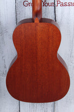 Load image into Gallery viewer, Gretsch G9200 Boxcar Round Neck Resonator Guitar Mahogany Body Natural Finish